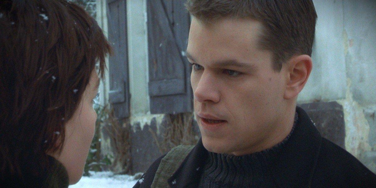 Matt Damon - The Bourne Identity