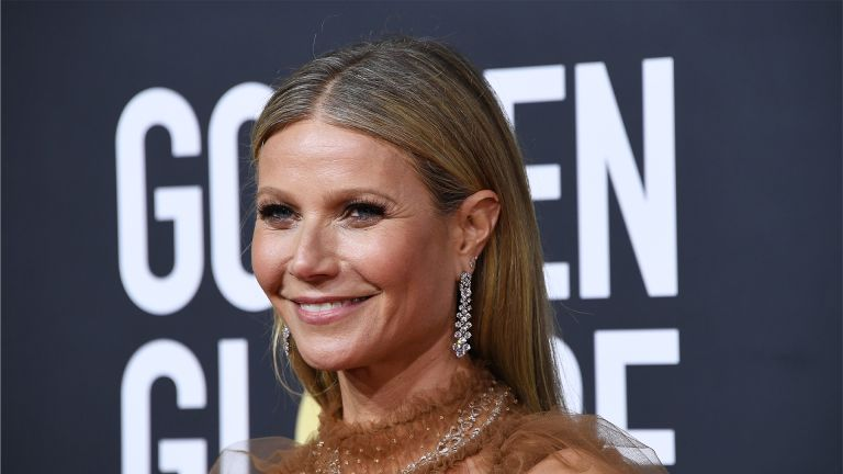 Gwyneth Paltrow's SPF Routine, Gwyneth Paltrow attends the 77th Annual Golden Globe Awards at The Beverly Hilton Hotel on January 05, 2020 in Beverly Hills, California. (Photo by Steve Granitz/WireImage)