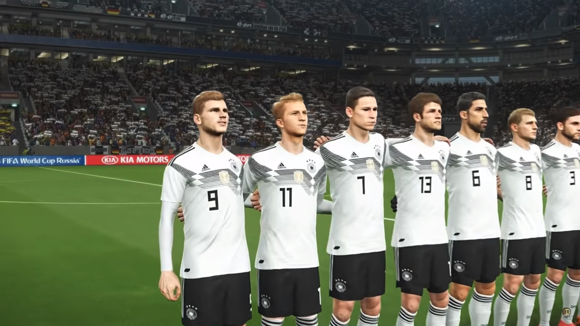 PES 2018 has an unofficial player-made World Cup mode | PC Gamer