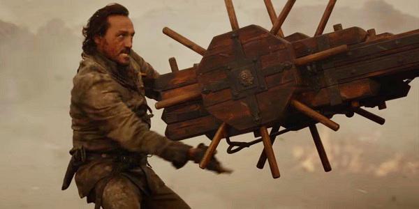 Bronn Jerome Flynn Game Of Thrones HBO