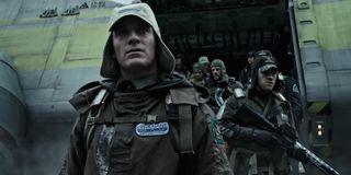 Alien: Covenant Michael Fassbender Walter
