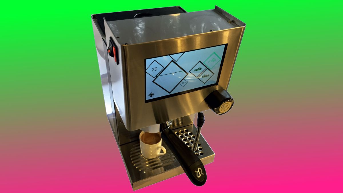 How To Build Your Own Smart Coffee Machine