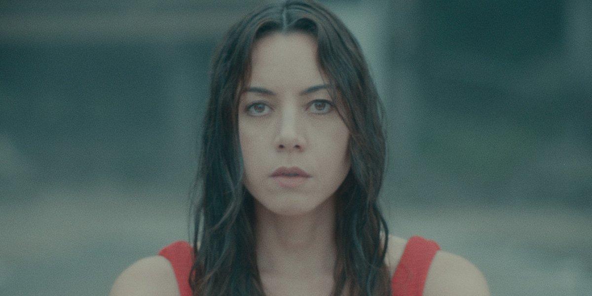 Обри Плаза говорит, что съемки ее нового фильма оставили ее «физически и морально уничтоженной»