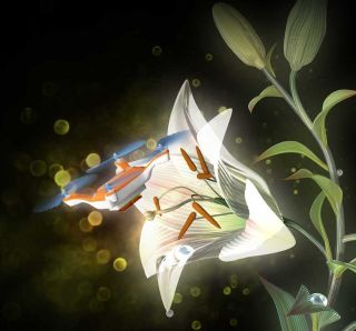 Robo-Bee Could Pollinate Flowers