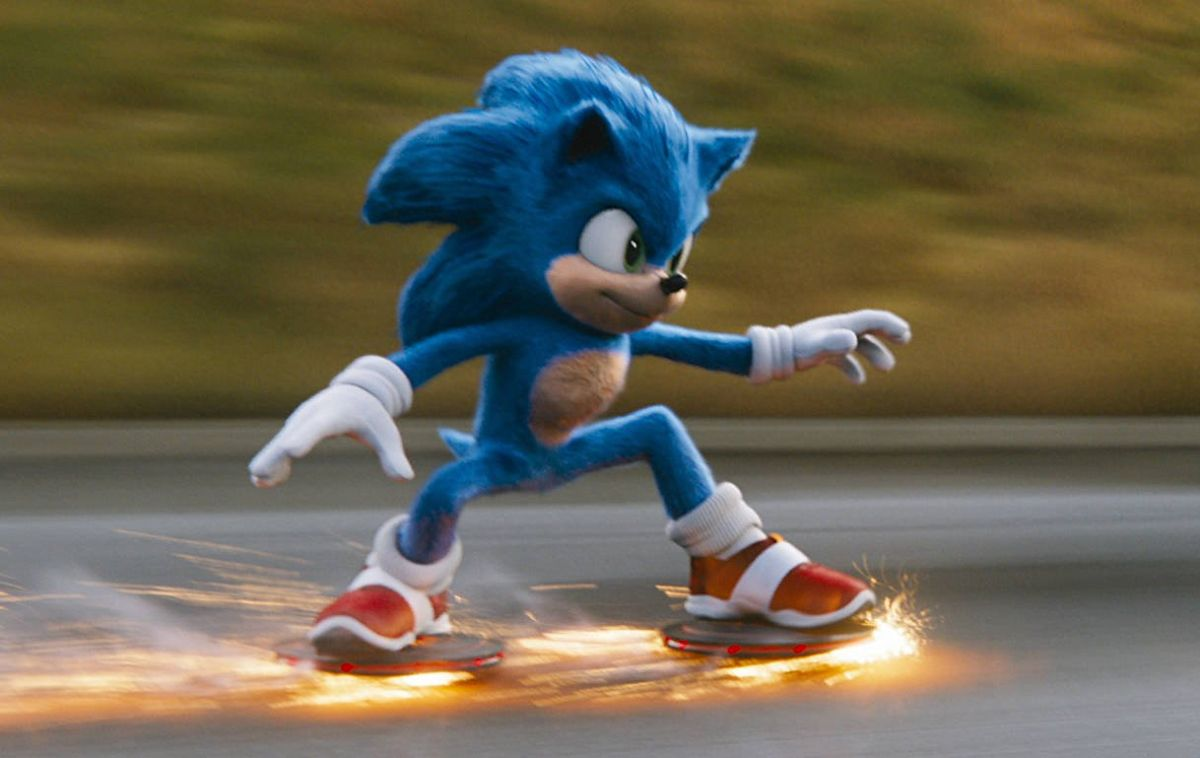 Sonic Movie Review Exceeds The Low Expectations It Started Out