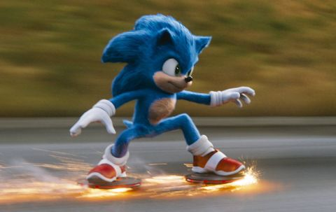 Sonic Movie Review Exceeds The Low Expectations It Started Out With Gamesradar