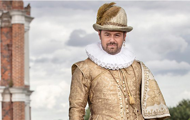 Danny Dyer in Danny Dyer's Right Royal Family BBC1