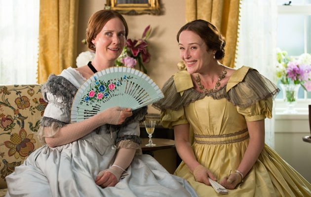 A Quiet Passion Cynthia Nixon Jennifer Ehle