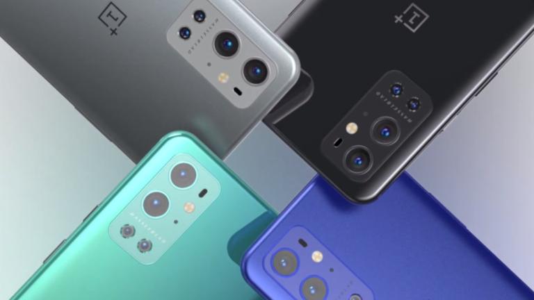 OnePlus 9 Pro 5G concept