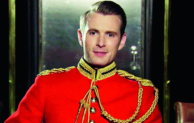 After dazzling the Britain's Got Talent judges with his incredible mind-reading skills last year Lance Corporal Richard Jones became the first magician ever to win BGT and got a standing ovation from a Royal Variety Performance audience.
