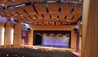 Yamaha AFC Provides Ideal Reverberation for Community College