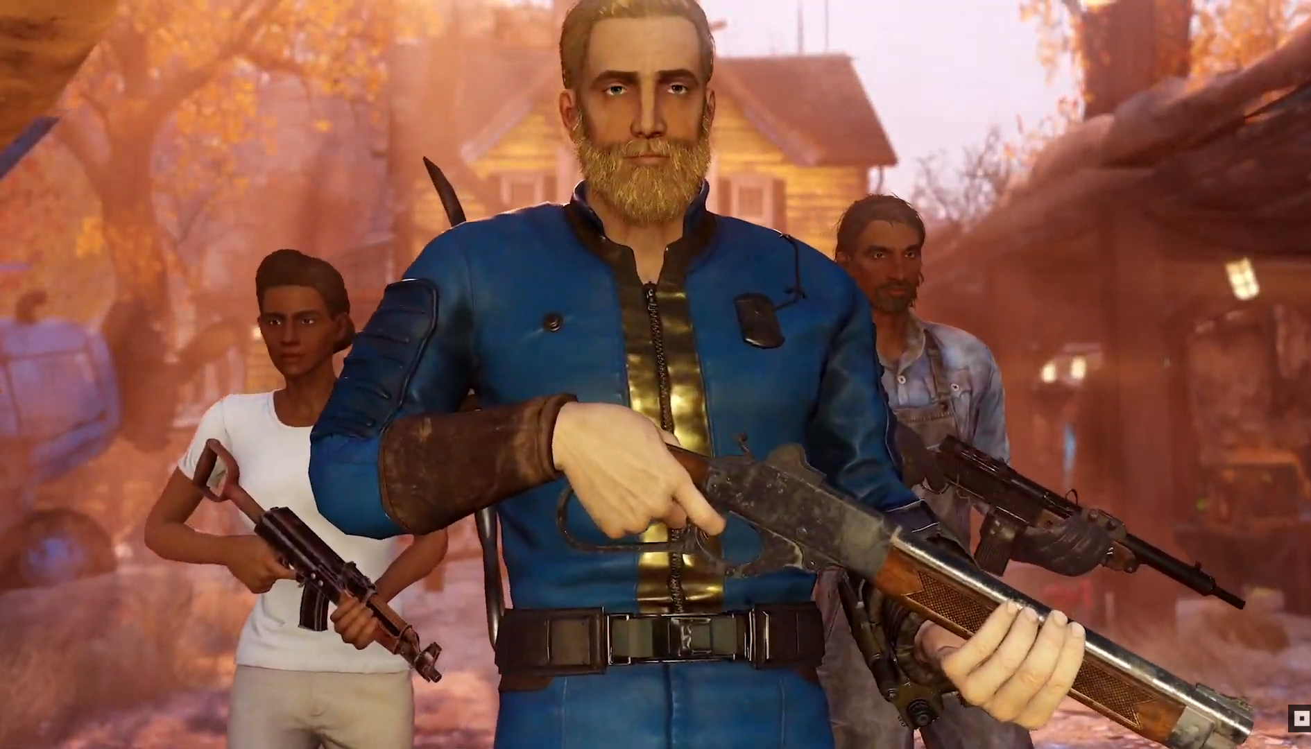 You'll be able to romance your Fallout 76 companions, but they won't follow you around   PC Gamer