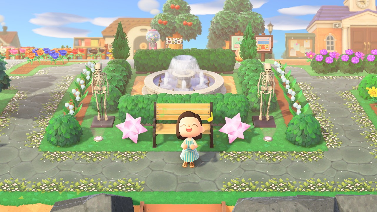 Animal Crossing: New Horizons meets Pokemon in this adorable fan-art series