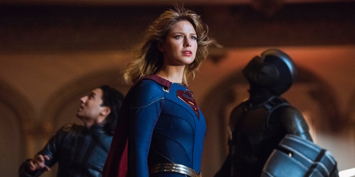 Apparently, Playing Supergirl Has Ruined Halloween For Melissa Benoist