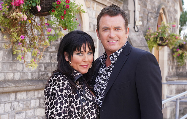 EastEnders latest: Kat and Alfie Moon REUNITED – but for how long as Alfie makes FIERY return?