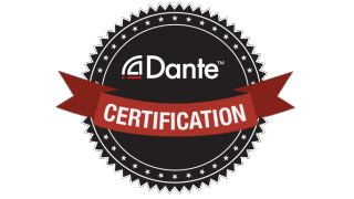Online Dante Certification Program Now Available