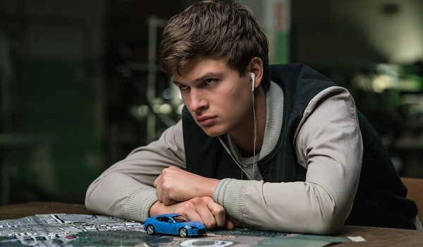 Baby Driver Ansel Elgort angry planning