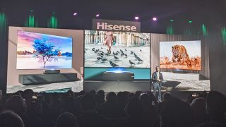 Hisense reveals ULED Quantum Dot and self-rising laser TVs at CES 2020