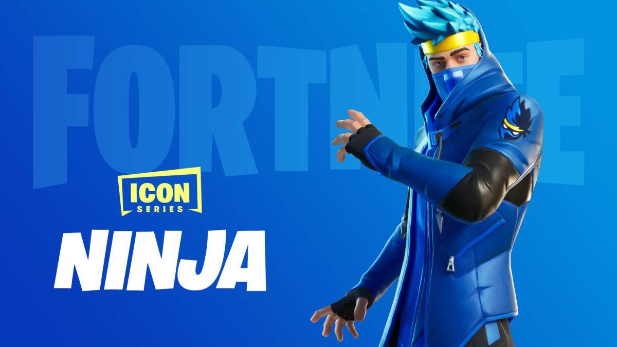 How to get the Fortnite Ninja skin