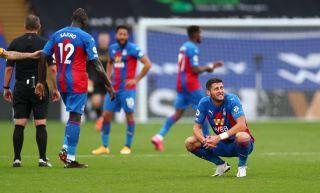 Crystal Palace v Everton – Premier League – Selhurst Park
