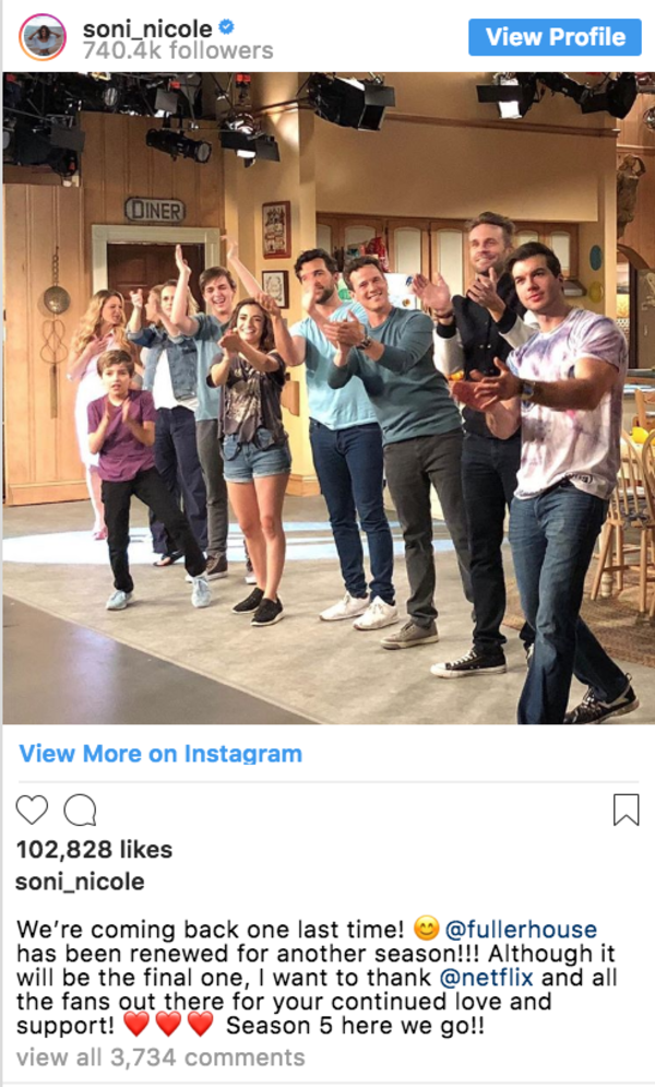 Fuller House Cast Reacts To The End Of The Netflix Show