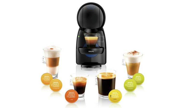 Nescafe Dolce Gusto Piccolo Coffee Machine Real Homes