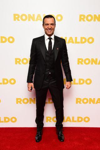 Ronaldo World Premiere – London