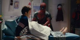 Ryan Reynolds Shares Hilarious Once Upon A Deadpool Image And Home Release Date