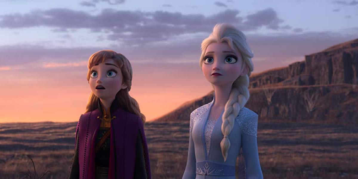 Frozen II's Kristen Bell Wants To Rescue Anna And Elsa From Disneyland