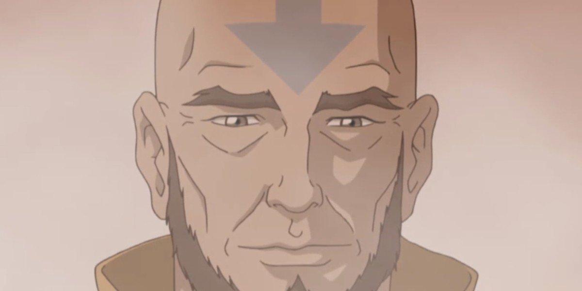 Old Aang