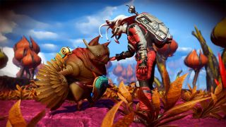 No Man's Sky but now with pets: Check out the Companions trailer