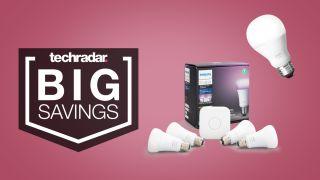 cheap Philips Hue smart bulb deals sales prices
