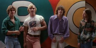 The Dazed and Confused cast