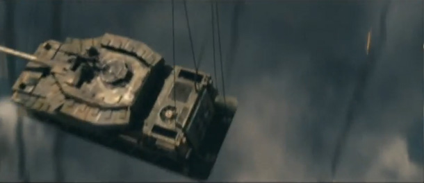 The A-Team Trailer In HD With Screencaps #2249