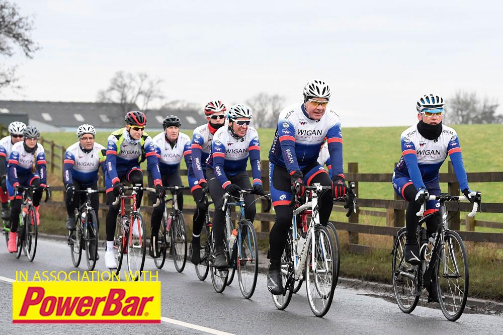 fe11123da Ride with... Wigan Wheelers Cycling Club - Cycling Weekly
