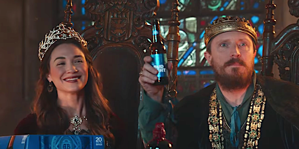 The story behind bud lights dilly dilly commercials according to the story behind bud lights dilly dilly commercials according to the marketing exec aloadofball Gallery