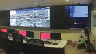 SUNY Stony Brook Monitors Campus With Hiperwall Visualization