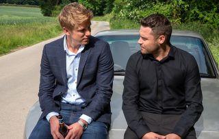 Emmerdale spoilers! Aaron and Robert engaged again? Robron