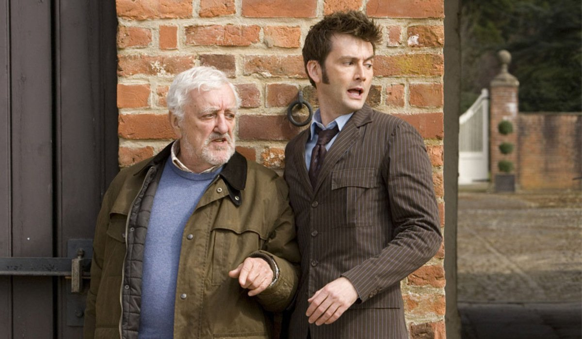 doctor who the end of time wilf tenth doctor