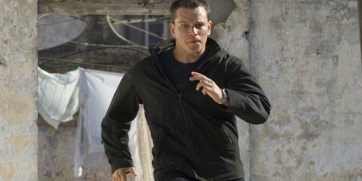 Matt Damon - Jason Bourne (2016)