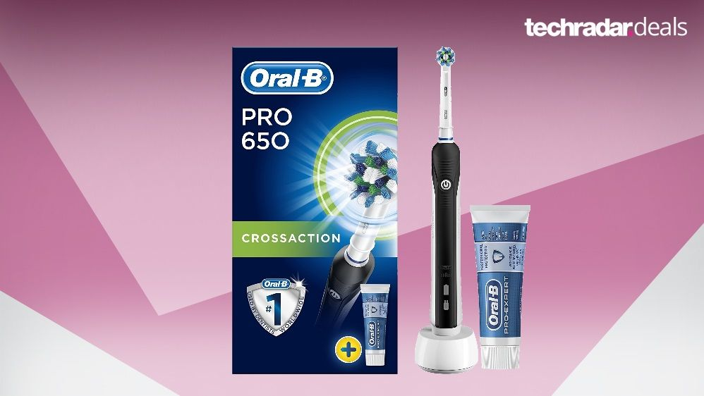 This electric toothbrush deal is probably cheaper than any Amazon Prime Day offer