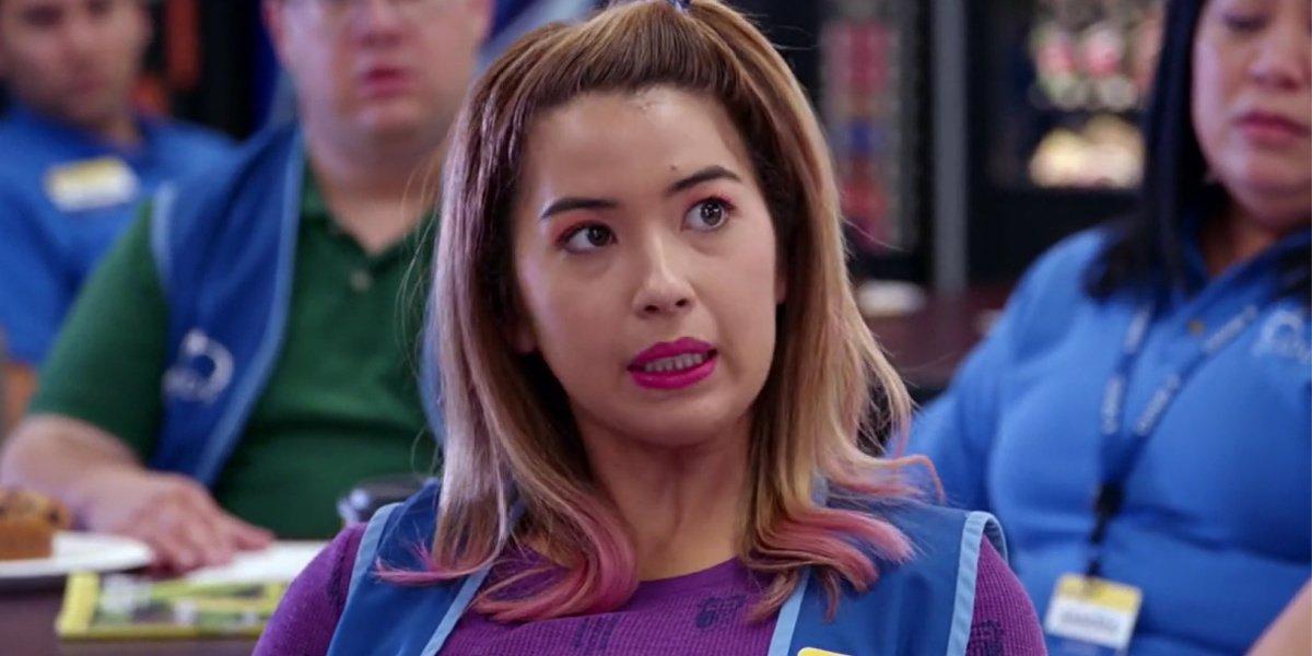 Nichole Sakura as Cheyenne Thompson in