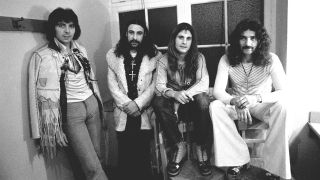 Black Sabbath in 1971