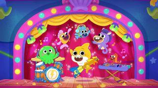 Baby Shark's Big Show Nickelodeon