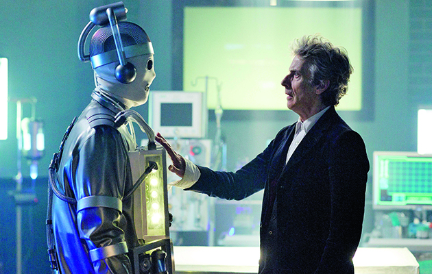 The first in a two-part finale of Doctor Who sees some classic baddies return