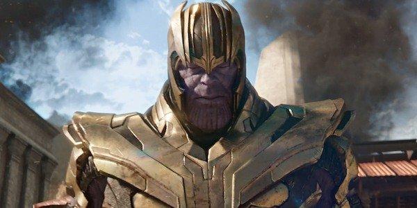 Thanos Avengers: Infinity War