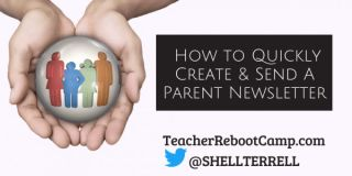 How to Quickly Create, Send, & Translate a Parent Newsletter