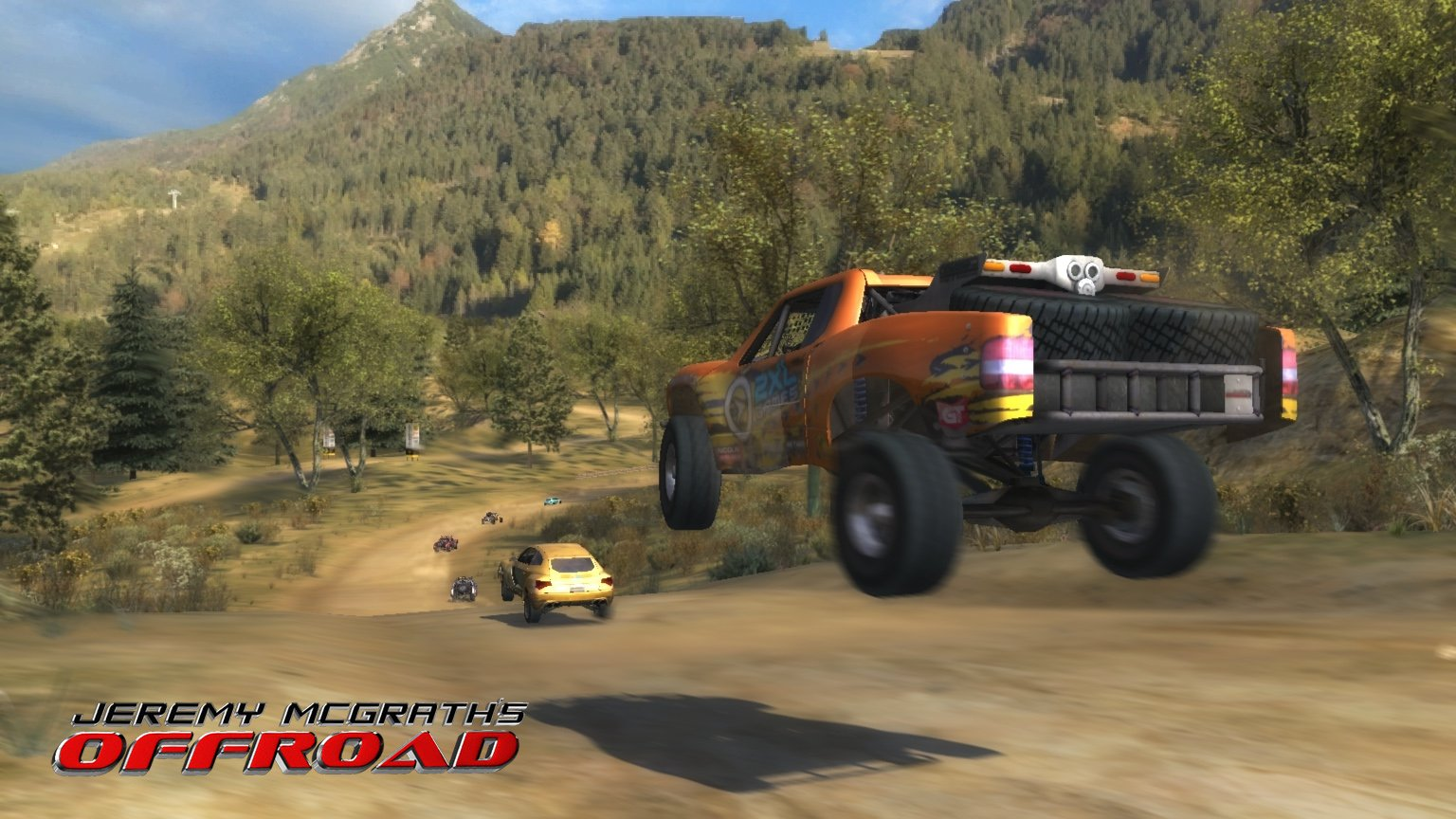 Dirt Car Games For Xbox
