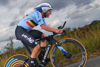 Remco Evenepoel has already secured one of two time-trial places Belgium has for the 2020 Olympic Games, but national selectors now have the headache of selecting who will take the second spot