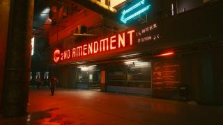 Cyberpunk 2077 Shoot to Thrill first place reward